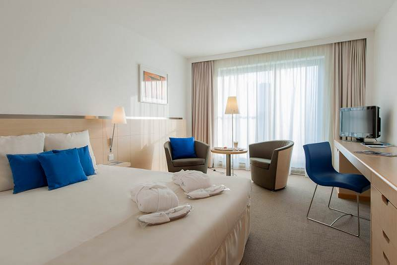 Novotel Hotel Berlin Hotelzimmer