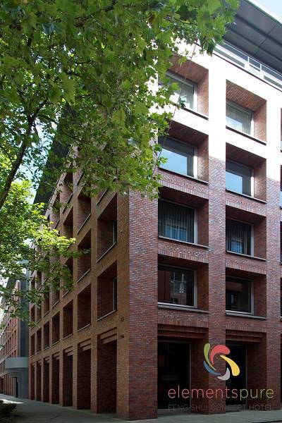 Element Pure Hotel Bremen Aussenansicht