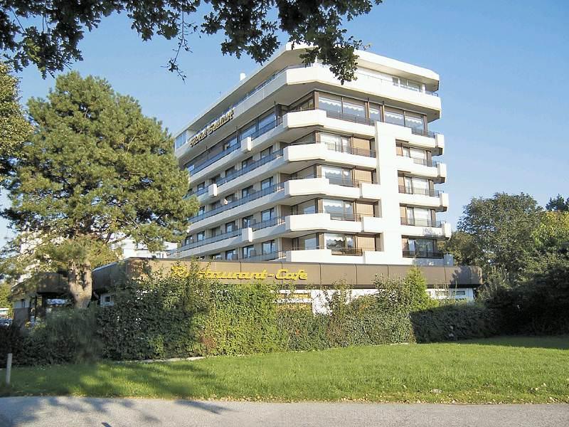 Hotel Seelust Cuxhaven Aussenansicht