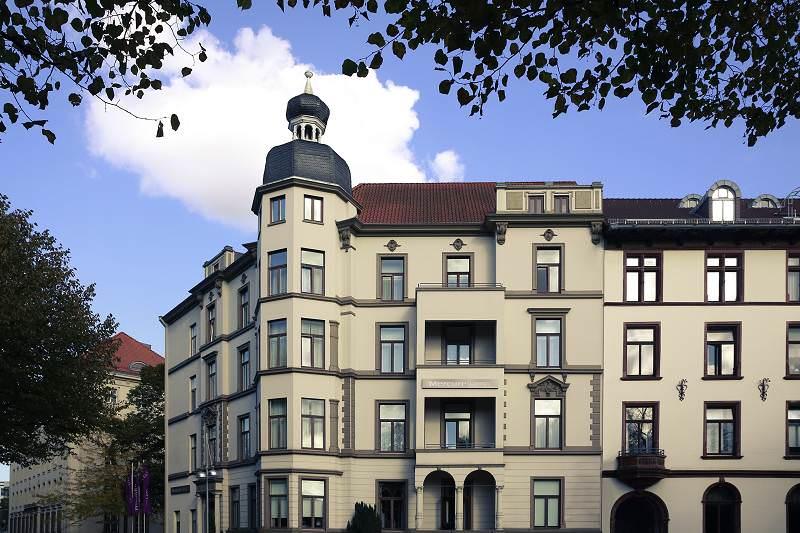 Mercure Hotel Hannover City Aussenansicht