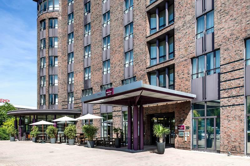 Mercure Hotel Hamburg City Aussenansicht