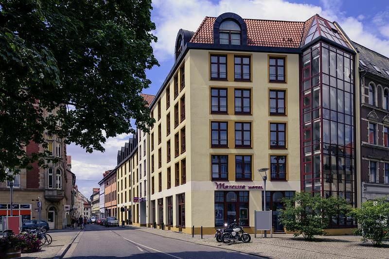 Mercure Hotel Erfurt Aussenansicht