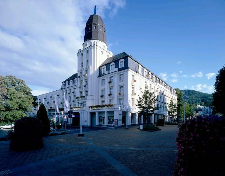 Hotel Steigenberger Bad Neuenahr Aussenansicht