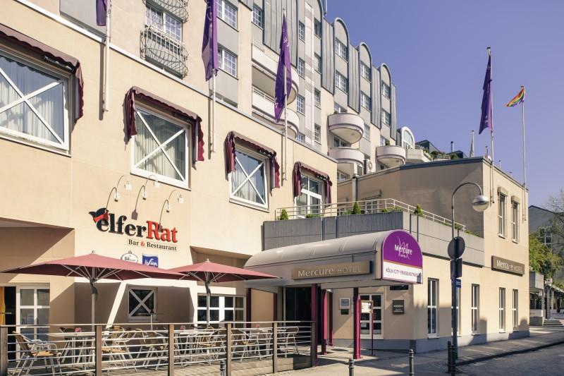 Mercure Hotel Köln Aussenansicht